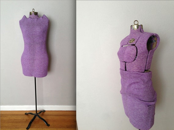 Vintage Adjustable Dress Form/ Mannequin
