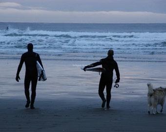 Surfing Tofino - a sampling