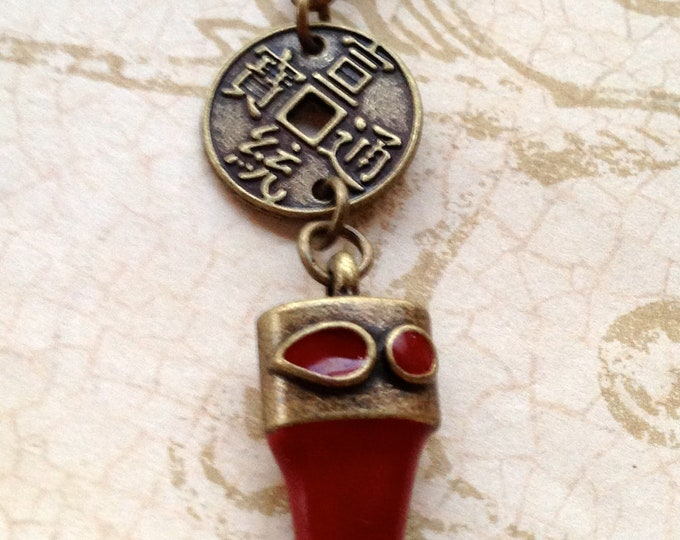 Mens Tibetan Necklace Mens Boys Guys Accessories