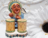 "4"" Indian Shakers Playing Drums"