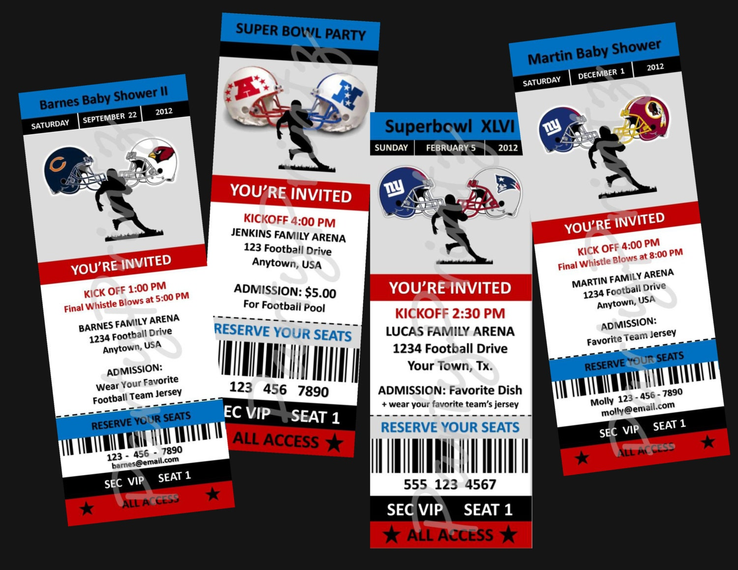 sports ticket template free download - sports ticket template the image kid