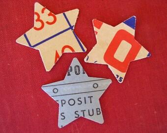Star Diecuts, Patriotic Star Punches, Patriotic Decor