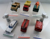 Vintage Matchbox Lesney Choice of Diecast Toy Cars Lot 2 .  Price is for 1 Car. Reg. Series Model No. 49 and No. 30.  Intact w Varying Wear