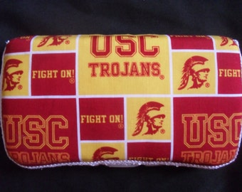 University of Southern California Trojans Baby Wipes Case