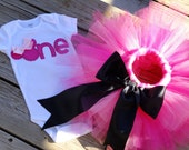 Minnie Mouse Birthday Outfit, Minnie Mouse, Pink Minnie Mouse Outfit, First Birthday Outfit, Custom Birthday Outfit,