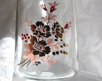 Candy Jar Small Floral pattern