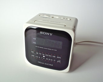 Sony Dream Machine C120 with Green Numbers