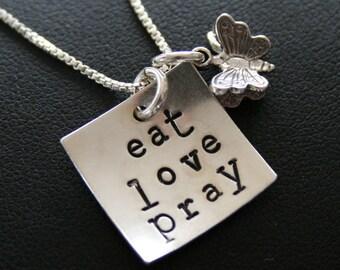 eat, love, pray