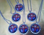 Ninjago Bottlecap Chains 6 pack