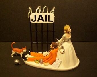 No Gator John Deere Bride And Groom In Camo Wedding Cake