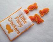 fish crackers snack play food    buy 4 get 1 FREE