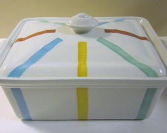 deSPHINX parafeu square vintage covered casserole