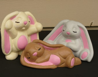 Set of Lop Eared Bunnies