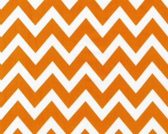Tangerine Remix Chevron From Robert Kaufman