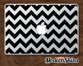 chevron Laptop Skin - Macbook - FREE SHIP