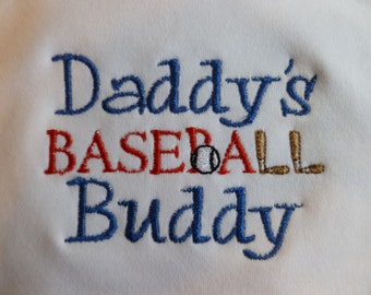 Personalized Monogrammed  Children's Clothing, Baseball Shirt, Boy's Baseball one piece, baseball Glove