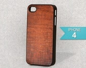 iPhone 4 4S Hard Plastic Rustic Wood Design Case FREE SHIPPING in US