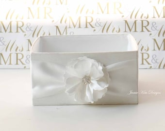 Wedding Open Box/ Program Box - (Custom Made to Order)