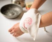Silk Bath Glove, Authentic Turkish Bath Exfoliating Mitt