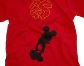 Mickey Money  Men's T-shirt