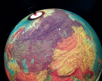 "World Globe 12"" Light"