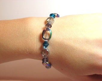 Lucky Charm - Interchangeable Beaded Watch Band