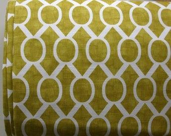 Sydney in Artist Green Slub Home Decor Weight Fabric from Premier Prints - ONE YARD Cut