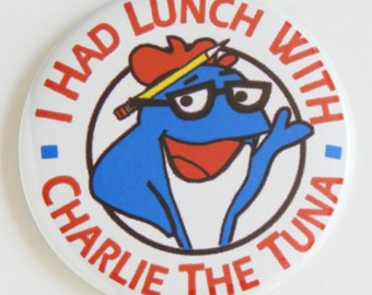 Charlie the Tuna Fridge Magnet