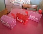 Valentine's Day Mailbox (RED)