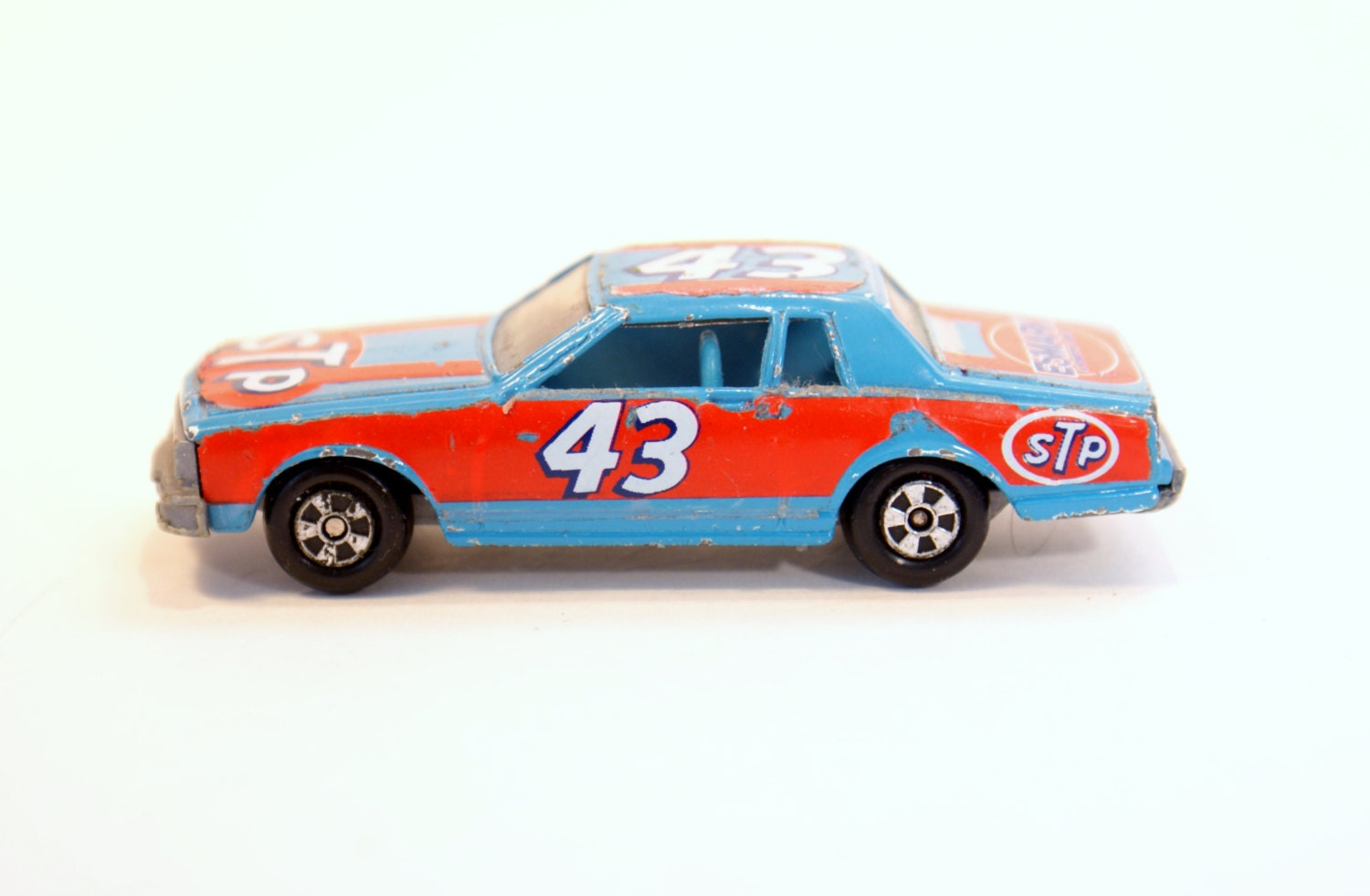 Toy Race Cars : Vintage toys toy cars rare ertl richard petty race car pre