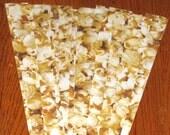 21 popcorn bead rolling strips