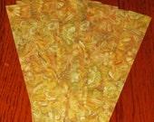 21 precut paper strips