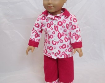 Doll Flannel Jammies