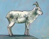 Mountain Goat Original Oil
