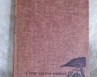 "Vintage Book ""The Clue in the Ruined Castle: A Judy Bolton Mystery"" by Margaret Sutton"