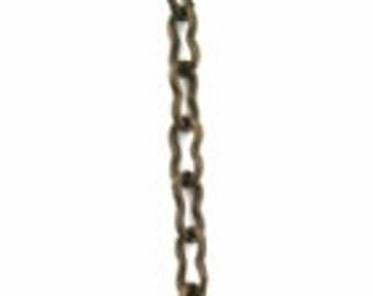 Vintaj CH15 - 4mm Ornate Chain - 24 inches