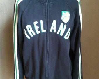 Vintage clothing, vintage jacket, coats,VINTAGE IRELAND sweathshirt/jacket