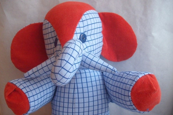 Martin the Elephant--made for Veronica