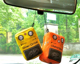 Effect Pedals (double)