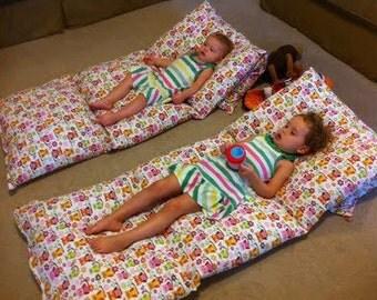 Sleep over pillow matts