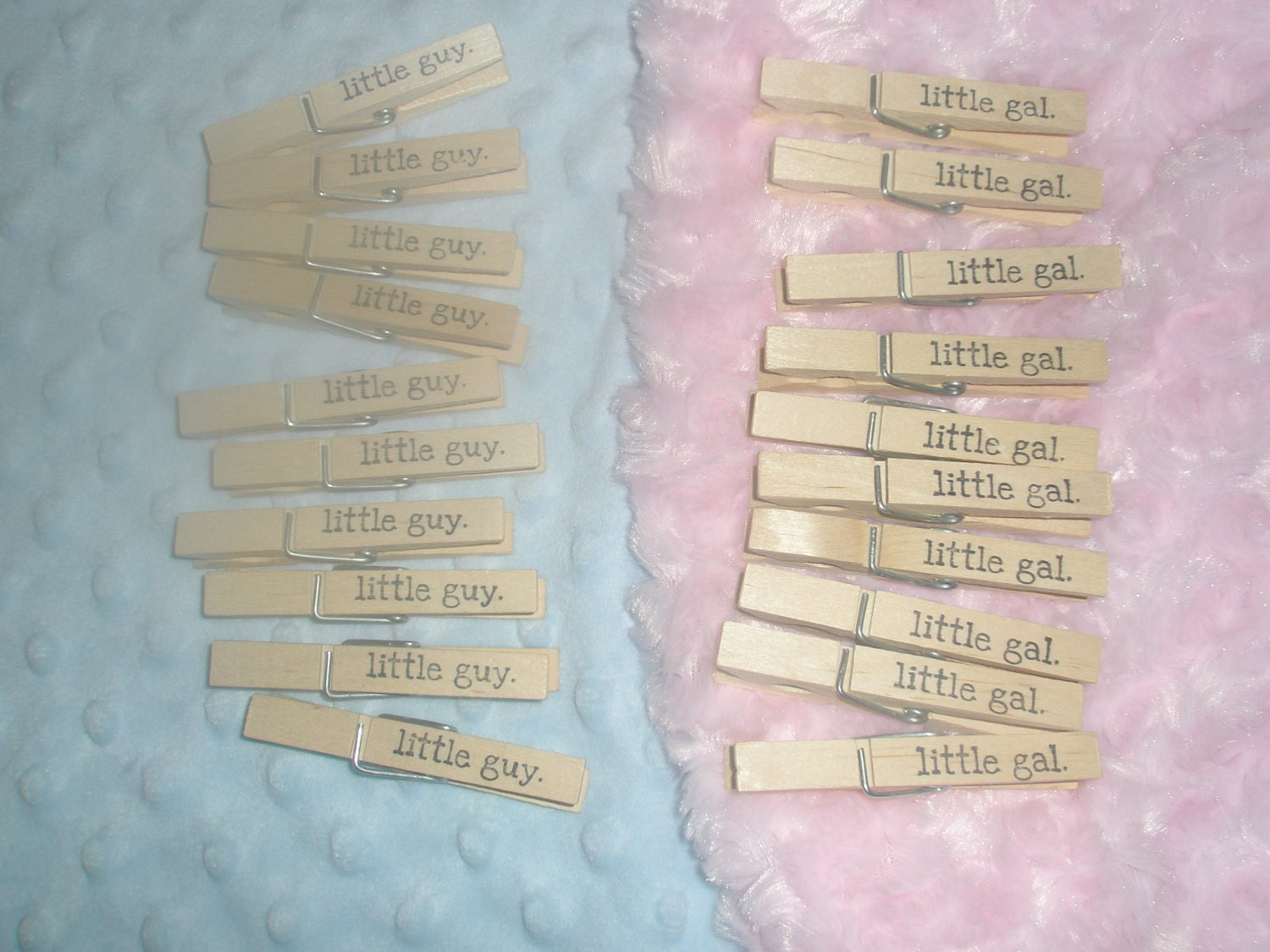 baby shower clothes pins baby shower decorations baby