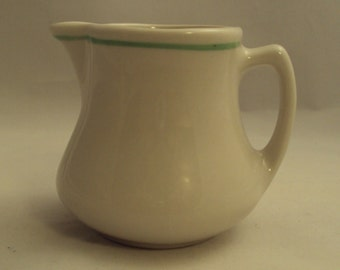 Vintage Shenango China Restaurant Ware Individual Cream Pitcher Creamer