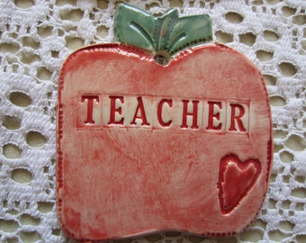 Love A Teacher Tile