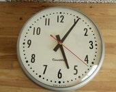 Vintage School house clock
