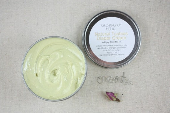 Skin Soothing Diaper Cream - Baby Bottom - Organic - 3 oz.