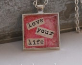 Inspiration Pendent Necklace