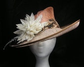 Kentucky Derby Hat, Church Hat, Wedding Hat