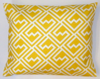 SALE.YELLOW PILLOW Cover.12x16 inch.Pillow Covers.Decorative Pillow.Housewares.Yellow Housewares.Home Decor.Cushions.cm.Popular Pillow Cover