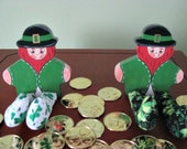 Leprechaun, St. Pat's Day, decoration, green, lucky