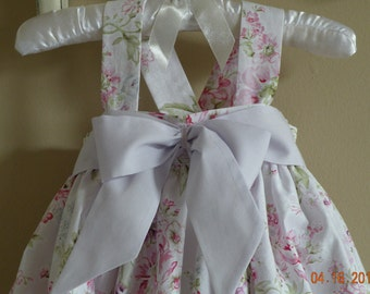 Baby Girl Ruffled Sun Suit